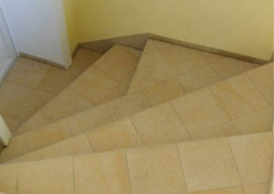 Treppen Fliesen